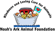 Noah's Ark Animal Foundation Retina Logo